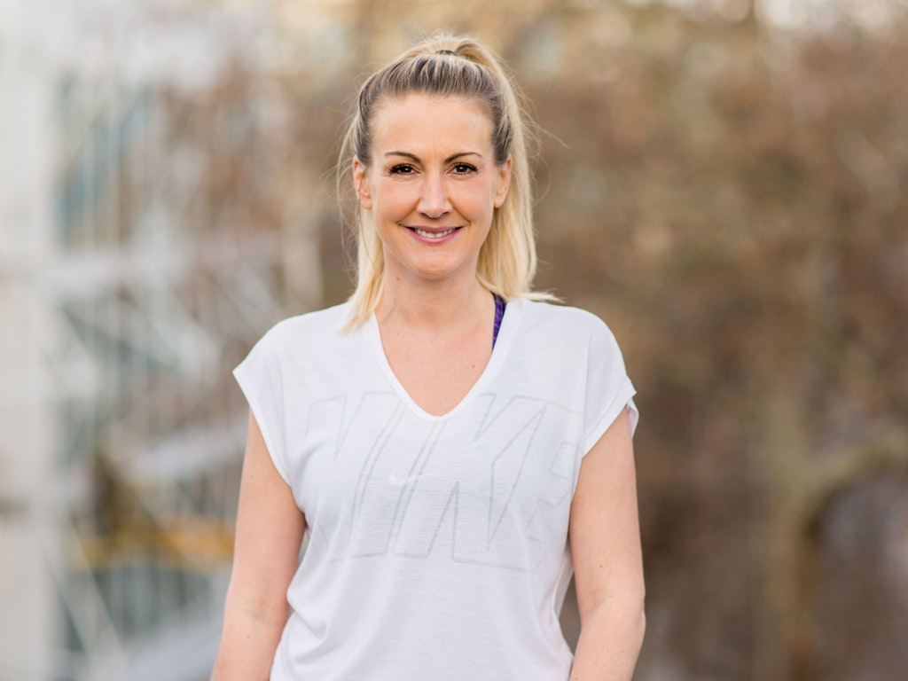 Kate Burrows personal trainer in London
