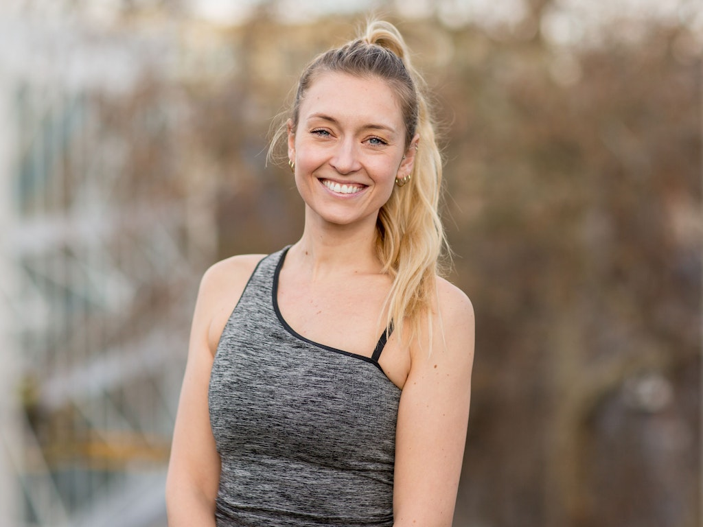 Hayley Gill personal trainer in London